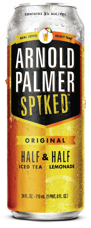 Arnold Palmer Spiked Original can