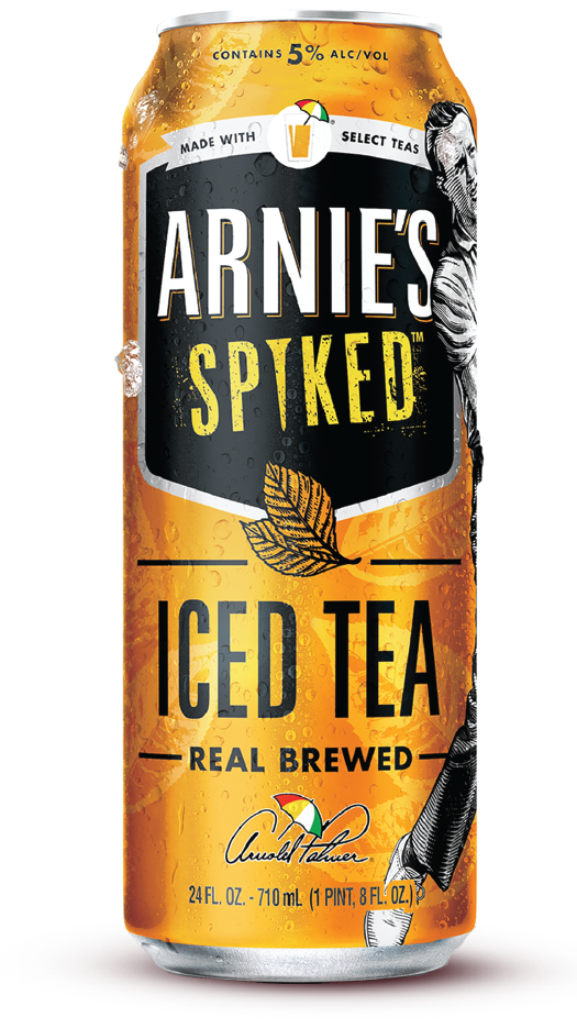 Arnold Palmer Spiked Iced Tea can