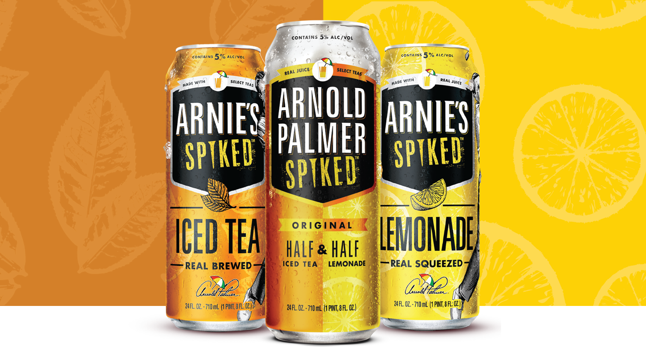 Arnold Palmer Spiked Hero